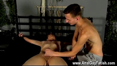 bareback   blonde gay   blowjob