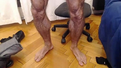 bodybuilder  daddy and son  fetishe