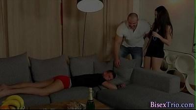 ambisexual  blowjob  cock sucking