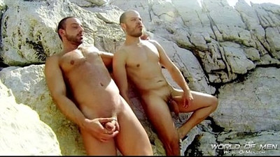 gay hardcore   gay sex   outdoor