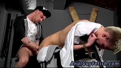 anal  blonde gay  bondage